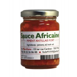 SAUCE PIMENT ANTILLAIS 150G
