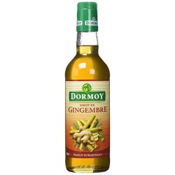 SIROP GINGEMBRE 50CL DORMOY