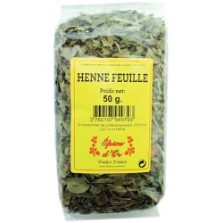 HENNE FEUILLE 50G