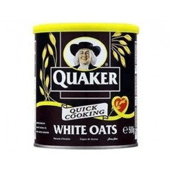 QUAKER FLOCONS D'AVOINE 500G