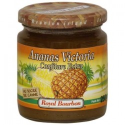 RB CONFITURE ANANAS 250G