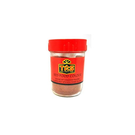 TRS COLORANT ALIMENTAIRE ROUGE 25G