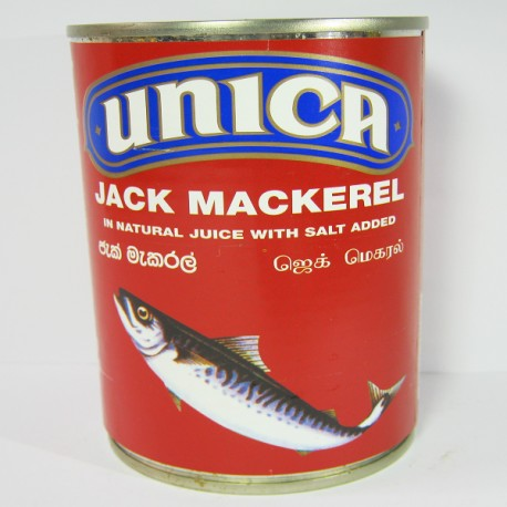 JACK MACKEREL NATURE 425G