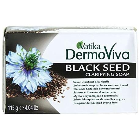 VATIKA BLACK SEED SOAP 115G