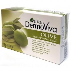 VATIKA OLIVE SOAP 115G