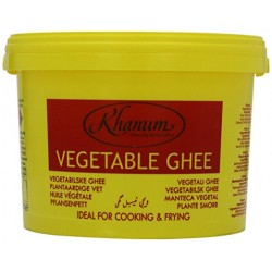 KHANUM VEGETABLE GHEE 2KG
