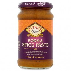 PATAK PATE DE CURRY KORMA 283G