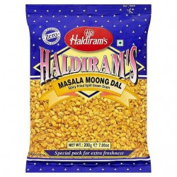 HALDIRAM'S MASALA MOONG DAL 200G