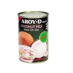 AROY D LAIT COCO DESSERT 400ML