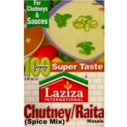 LAZIZA CHUTNEY RAITA 100G