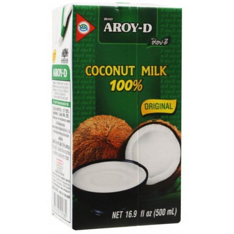 AROY D LAIT COCO 500ML
