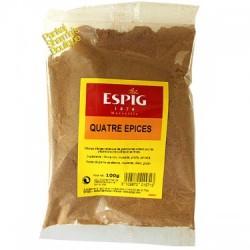 QUATRE EPICE 100G