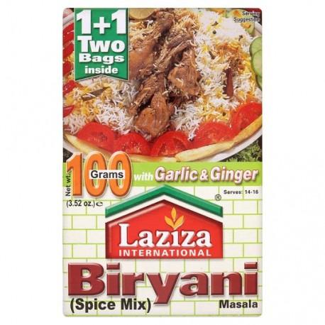 LAZIZA BIRYANI 100GM