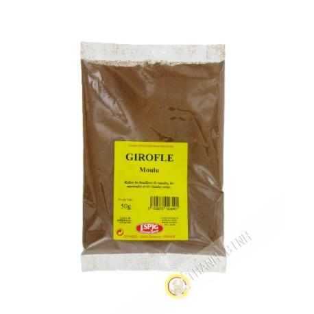 GIROFLE MOULU (50G)