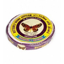 BUTTERFLY PAPADUM 100G